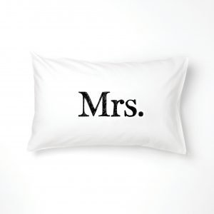 Mrs Pillowcase