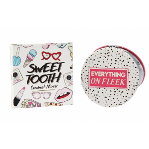 everything on fleek compact mirror