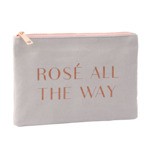 rose all the way purse