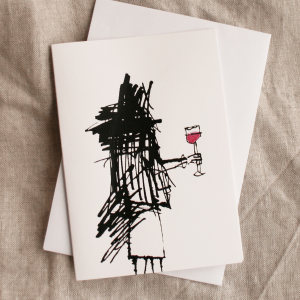 Wine Lady gift card