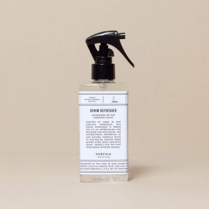 denim refresher spray
