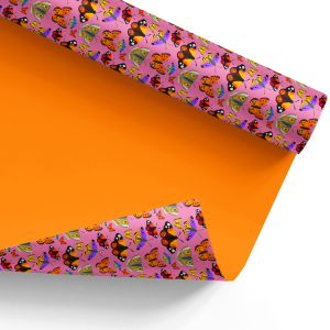 Purerehua wrapping paper