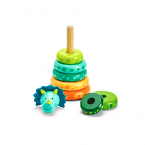dinosaur ring stacker